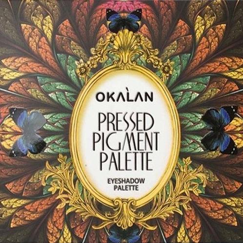 Paleta Sombras Okalan