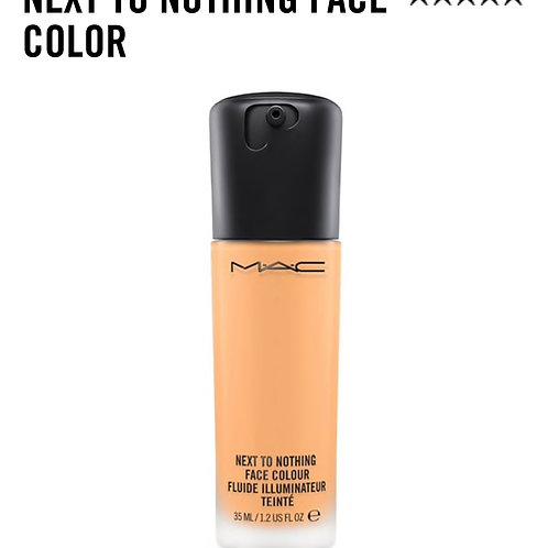 MAC Next to Nothing Face