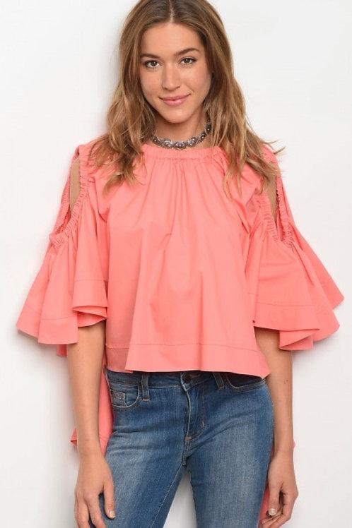 Blusa Coral