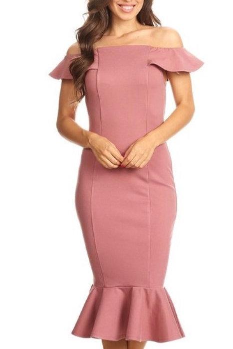 Vestido Fashion