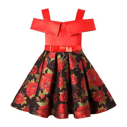 Vestido de Gala H.