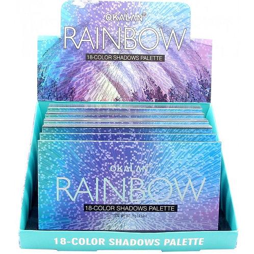 Paleta Rainbow de Okalan