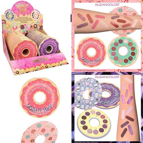 Palette Donut Bar Kleancolor