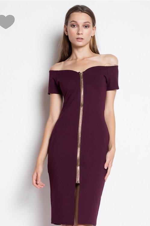 Vestido Fashion IZ.