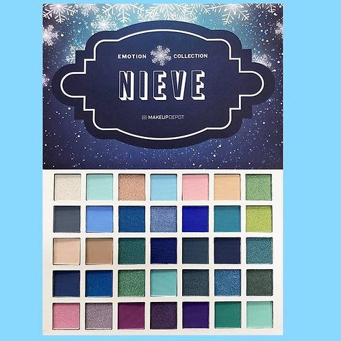Palette Nieve Makeup Depot