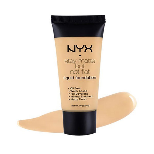 Base NYX Stay Matte But not Flat