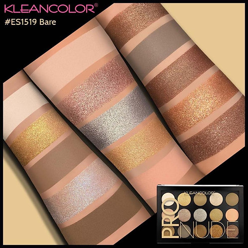 Palette Kleancolor Bare