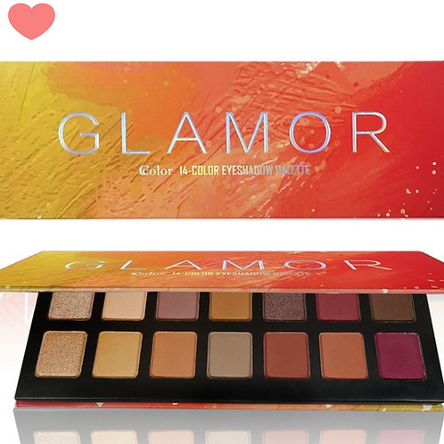 Paleta Glamour de Color