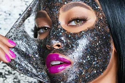 Mascarilla Glitter