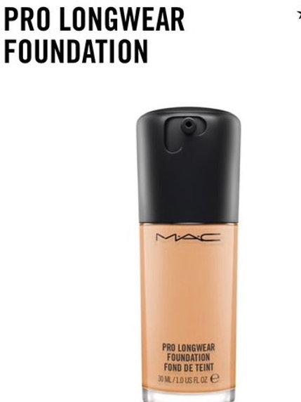 Mac Pro Longerwear Foundation