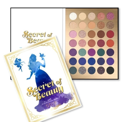 Palette Secret of Beauty STEB