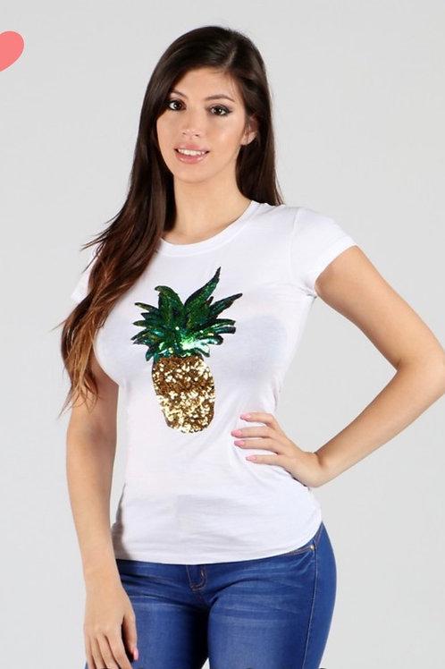Blusa De Moda Frutas