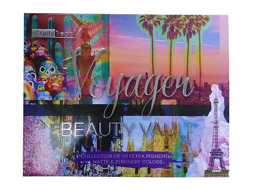Paleta Voyager  Beauty Treast