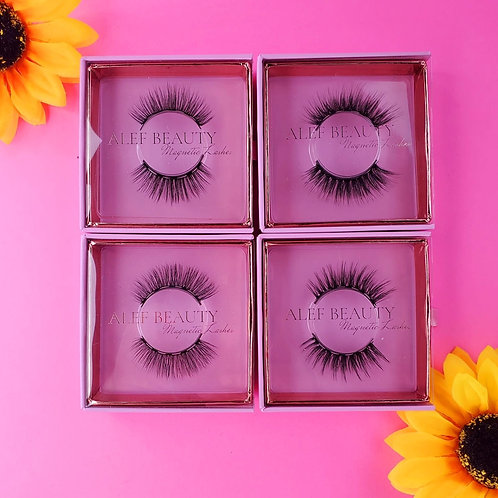 Magnetic Pestañas ALEF Beauty