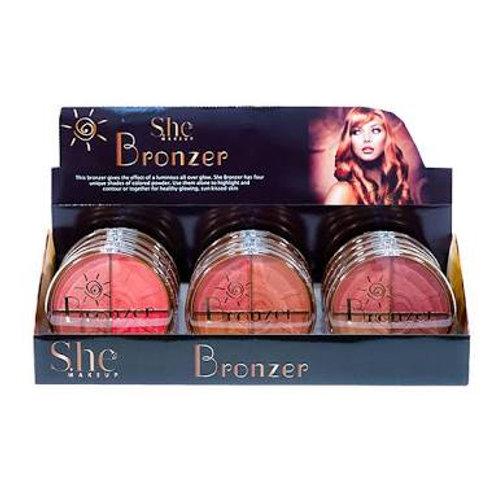 Bronzer She
