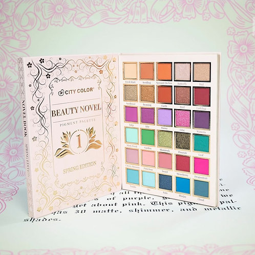 Beauty Novel City Color