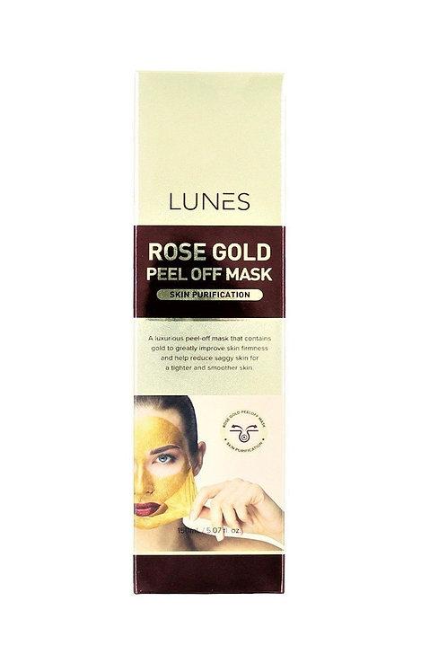 Máscarilla Rose Gold Lunes
