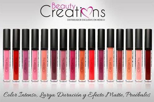 Lip Gloss Beauty Creations