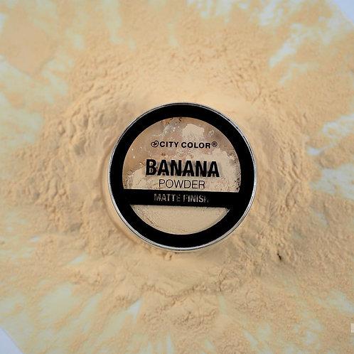Polvo Banans City color