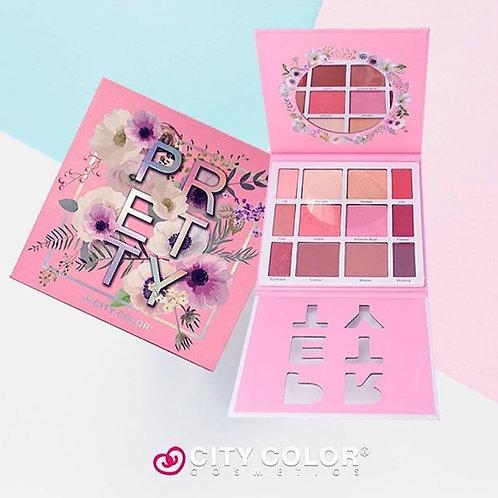 Blush Prety 3&1 City Color