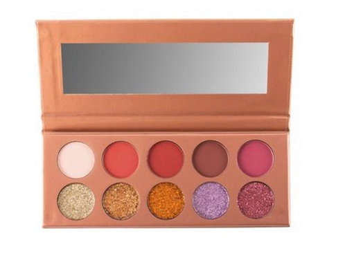Paleta Trendy Beauty Glitter