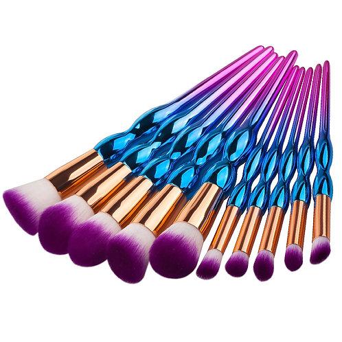 Brochas Multicolor