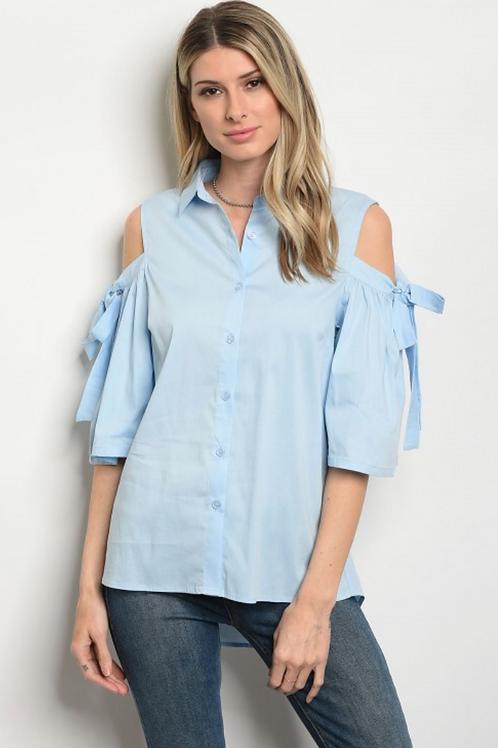Blusa Fashion Blue