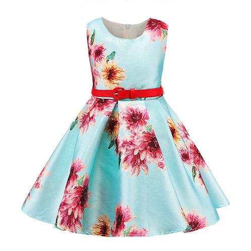 Vestido Floral Fashion