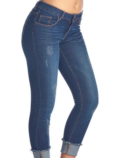 Pantalón de Mezclilla Blue Age