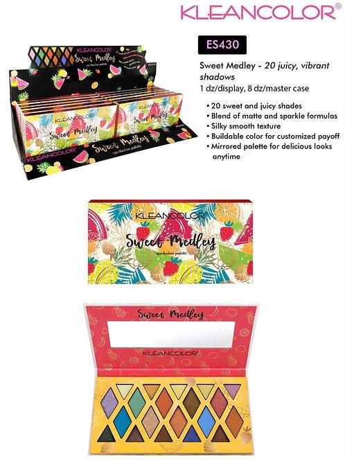 Paleta Kleancolor Sweet Medley