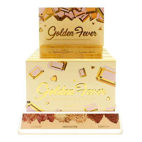 Amor Us Golden Fever & Pink Ruby