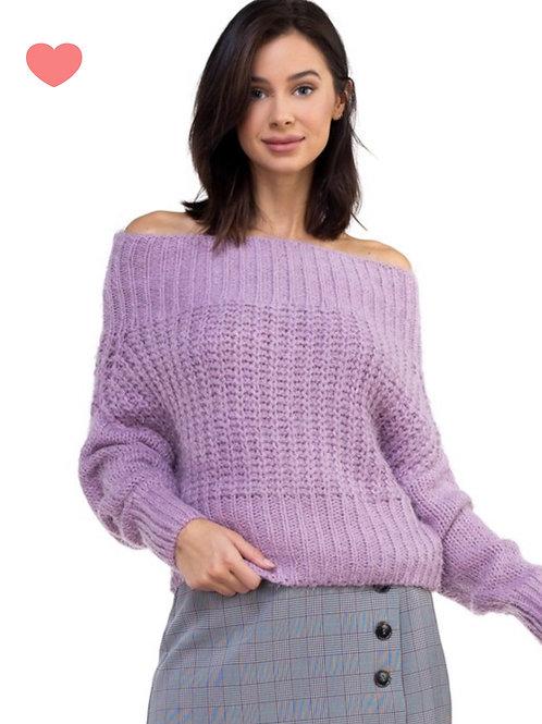 Suéter de Moda