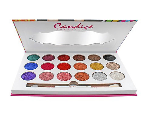 Paleta Glitter By Candice