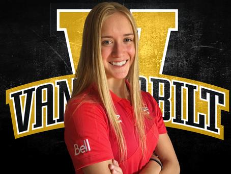 Sophie Guilmette à Vanderbilt University