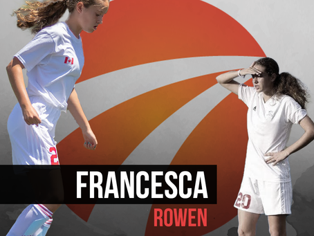 Francesca Rowen joins Sports Ambitions