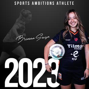 Brianna Sousa chooses Sports Ambitions