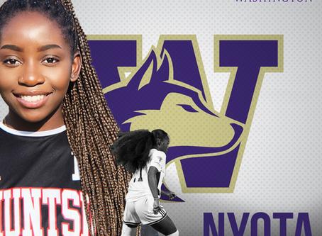 Nyota Katembo ira à University of Washington