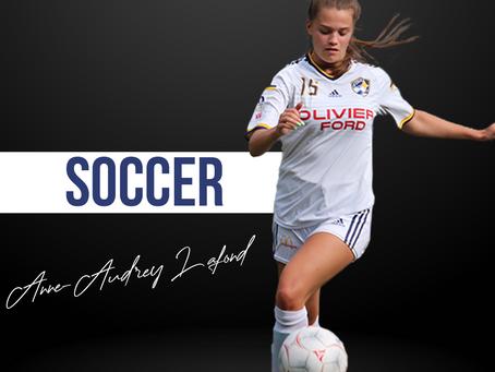 Anne-Audrey Lafond choisit Sports Ambitions