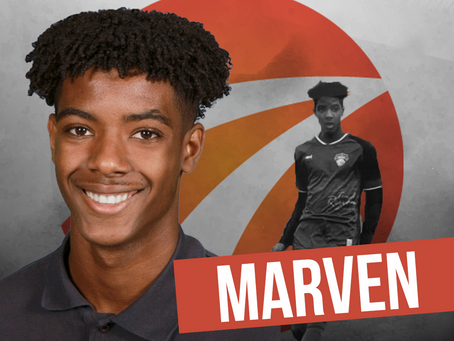 Marven se joint à Sports Ambitions
