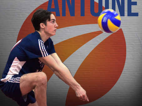 Antoine Vincent s'aligne avec Sports Ambitions