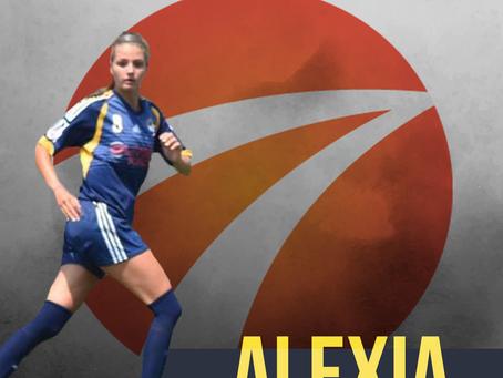 Alexia Des Croisselles se joint à Sports Ambitions