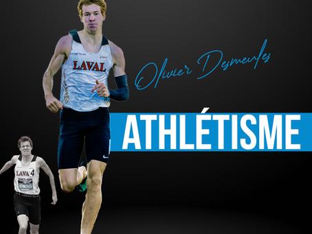 Olivier Desmeules avec Sports Ambitions