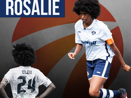 Rosalie Olou se joint à Sports Ambitions