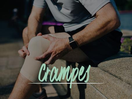 Les crampes : causes, traitement et prévention