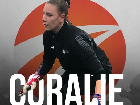 Coralie Lallier se joint à Sports Ambitions