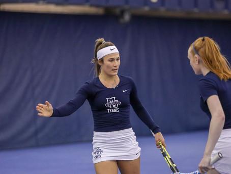 Élisabeth Desmarais à Marquette: la combinaison parfaite entre le tennis et les études