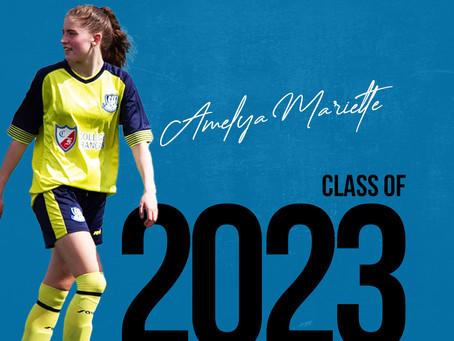 Amélya Mariette se joint à Sports Ambitions