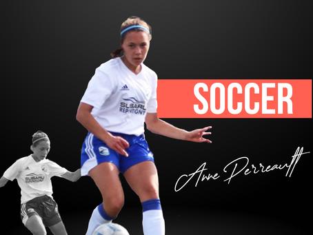 Anne Perreault se joint à Sports Ambitions