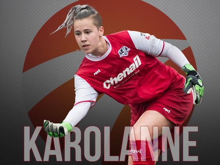 Karolanne Lafortune se joint à Sports Ambitions