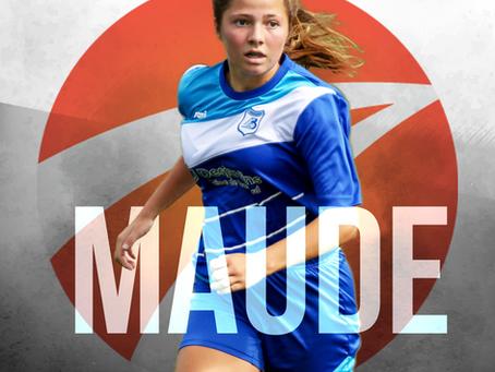Maude Savaria se joint à Sports Ambitions